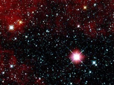 Инфракрасный телескоп WISE впервые увидел звездное небо