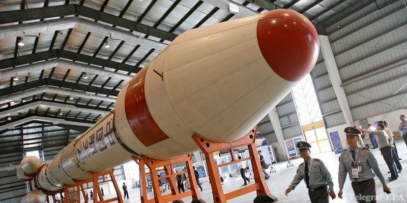 КНР благополучно вывел наорбиту спутники— конкуренты ГЛОНАСС