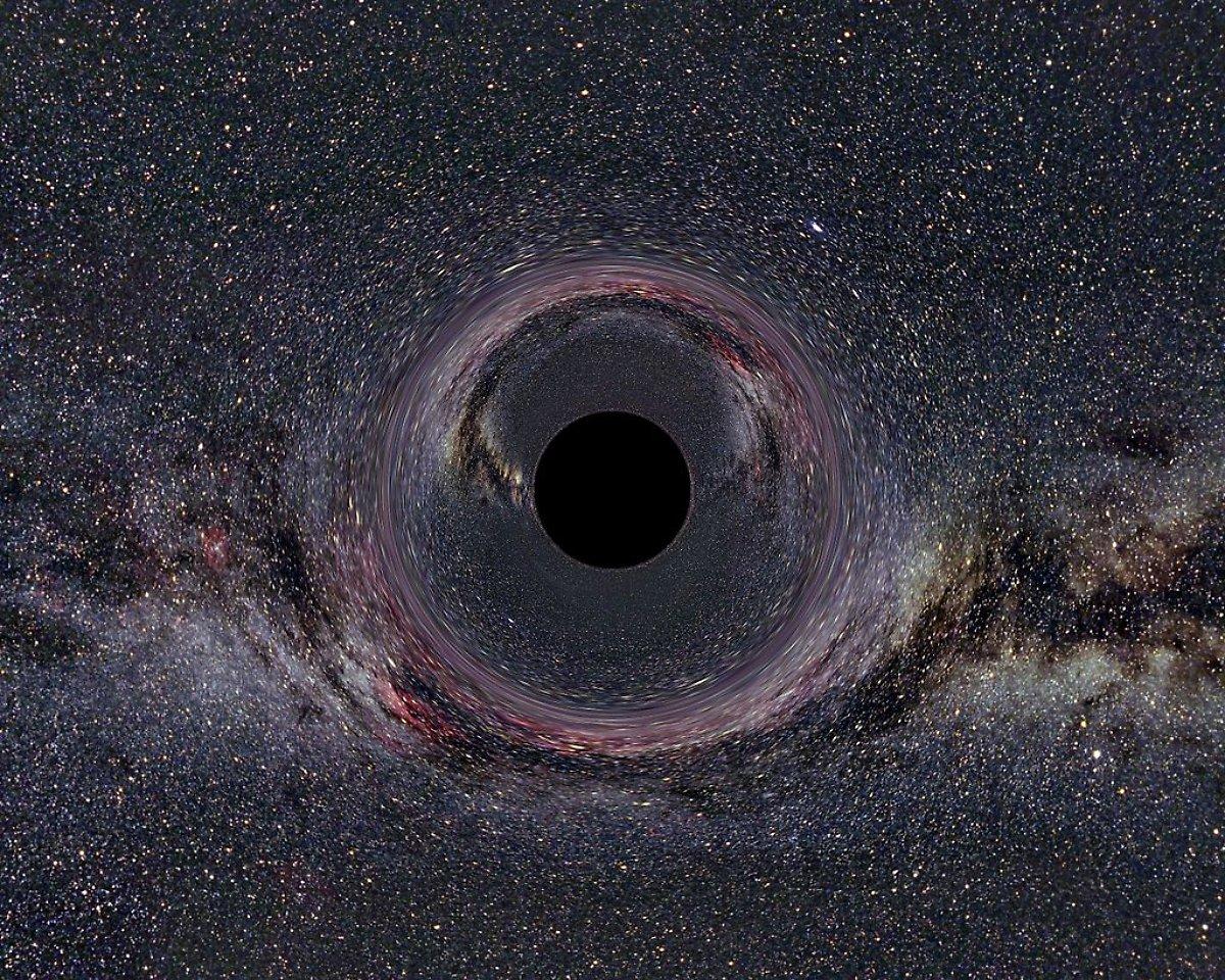 пошаговая фото двух черных дыр офтальмологов, что