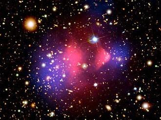 Ученые нашли новые подтверждения существованию темной материи CVAVR AVR CodeVision cvavr.ru