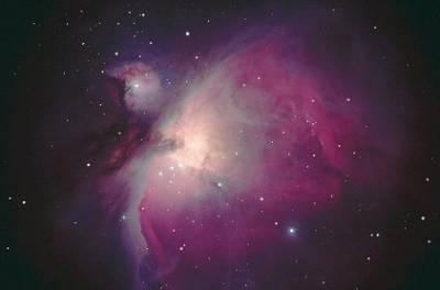 В туманности NGC 1976 возможно присутствие форм жизни