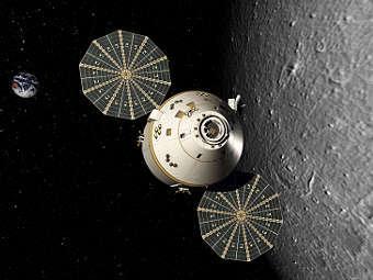 США вернутся к созданию космического корабля