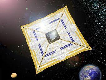 Япония запустила спутник с солнечным парусом и аппарат для исследования Венеры