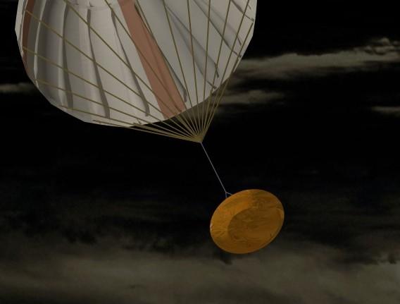 Японский зонд Хаябуса прибыл на Землю с астероида Итокава