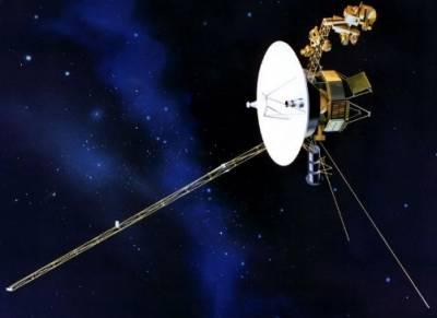 «Вояджер-2» Иллюстрация NASA