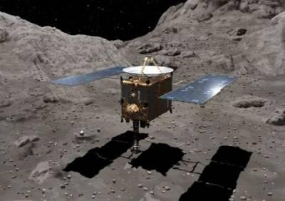 Образцы астероида Итокава прибудут на Землю в июне 2010 года