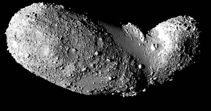 Астероид Итокава.