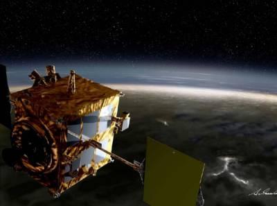 """Аппарат """"Акацуки"""" - первая японская миссия к Венере."""
