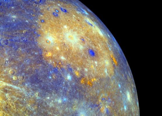 Меркури в виртуальных цветах