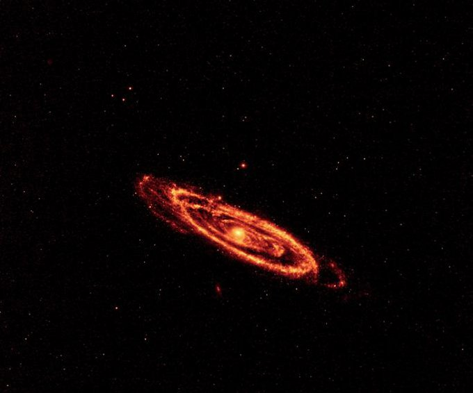 Галактика Андромеды (M32)
