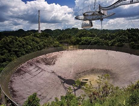 Обсерватория Аресибо