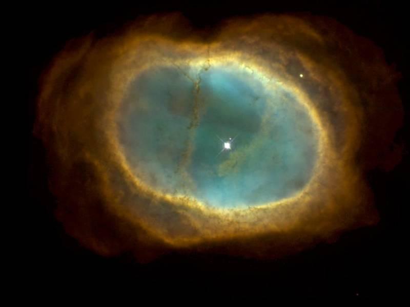 Планетарная туманность NGC 3132. Фото The Hubble Heritage Team (STScI/AURA/NASA)