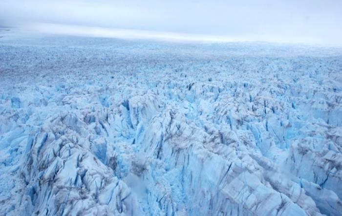 Ледник Ilulissat. Фото с сайта www.boston.com