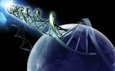 Марсианская ДНК может оставаться жизнеспособной под поверхностью планеты около миллиона лет. Иллюстрация: Getty images.