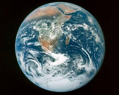 Земля. Голубой мрамор