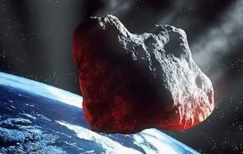 Британские ученые рассчитали, какие страны больше всего пострадают от падения метеорита