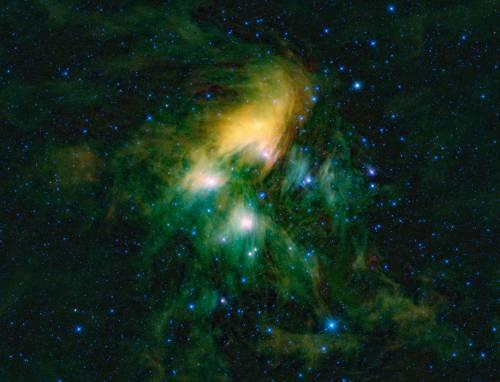 Инфракрасный телескоп WISE завершил полный обзор неба