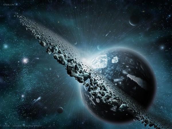 Космос планеты обои на рабочий стол